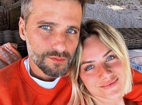 Bruno Gagliasso e Giovanna Ewbank.