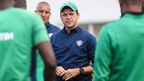 Diniz reclamou do árbitro de vídeo no Brasileirão | Lucas Merçon/Fluminense