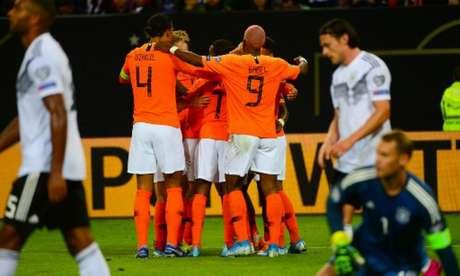 Carrosel Holandês passeou na Alemanha (Foto: AFP)