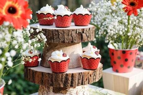 19. cupccake festa ladybug miraculous – Por: A mãe coruja