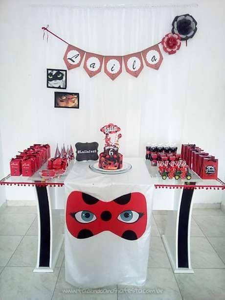 Festa Ladybug: +76 Inspirações para Decorar sua Festa Miraculous
