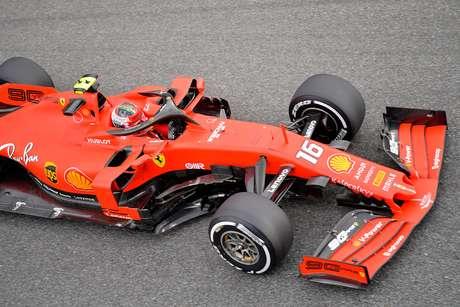 Leclerc nega que Ferrari tivesse sabotado o Q3 em Monza
