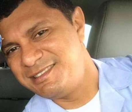 O segundo-sargento Manoel Silva Rodrigues