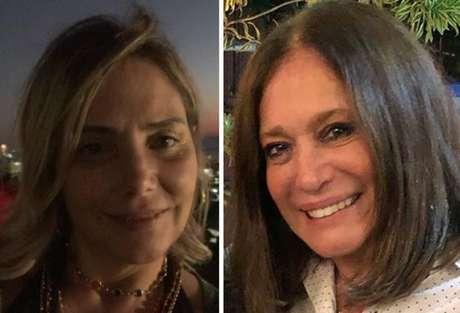 Heloisa Périssé e Susana Vieira
