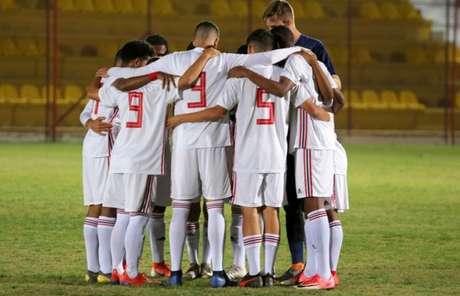 Equipes da base Tricolor começaram terceira fase do Paulistão com vitórias (Foto:Igor Amorim / saopaulofc.net)