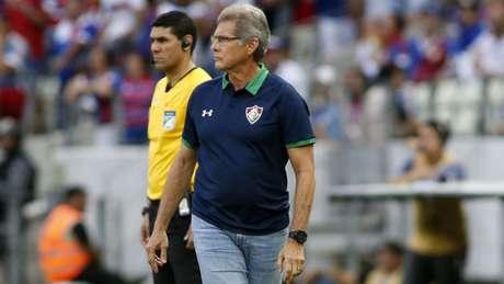 Treinador conquistou sua primeira vitória no Fluminense (LC Moreira/Lancepress!)
