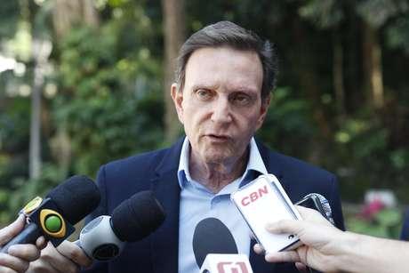 Marcelo Crivella, prefeito do Rio.