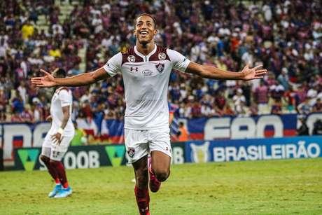 João Pedro marcou o gol da vitória tricolor.