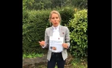 Filha de Brigitte responde a ataques feitos à sua mãe e lança campanha contra a misoginia