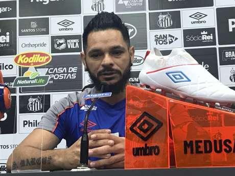 Pará projetou o próximo jogo contra o Flamengo (Arthur Faria)