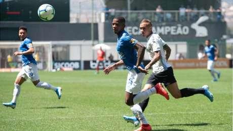 Cebolbinha foi o nome da partida cmo dois gols e total domínio sobre a defesa celeste-( Fabio Barros/Agencia F8/Lancepress!)