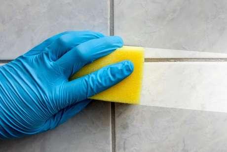 Muito cuidado para não arranhar seus azulejos