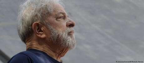 Lula está preso desde 7 de abril de 2018 na carceragem da Polícia Federal em Curitiba