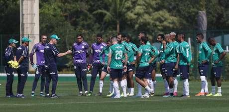 Palmeiras tenta retomar busca pela liderança do Brasileirão (Foto: SEP)