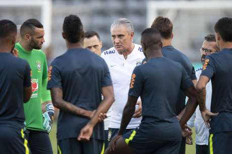 Tite está no comando da Seleção desde 2016 (Foto: Lucas Figueiredo/CBF)