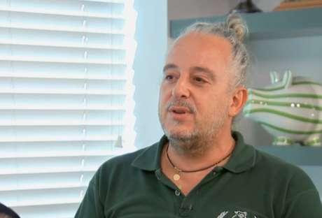 Paulo Nobre renunciou a cargo no Conselho do Palmeiras e se diz decepcionado com Galiotte (Reprodução/TV Gazeta)