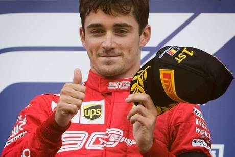 """Leclerc guiou """"como os grandes campeões fazem"""", diz Brawn"""