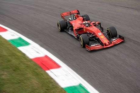 FIA sugere retorno da caixa de brita na Parabolica em Monza