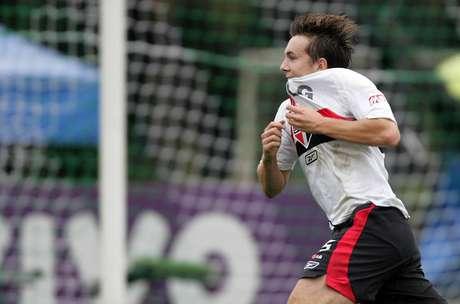 Dagoberto se destacou em Athletico-PR, São Paulo e Cruzeiro (Foto: Marcelo Ferrelli/Gazeta Press)