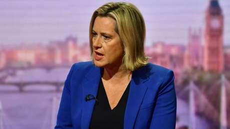Amber Rudd, ex-secretária de Trabalho e Previdência, afirma que não há nenhum indício de que Boris Johnson esteja tentando negociar com a UE