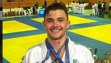 Gabriel Schlichta Adriano era atleta daSociedade Morgenau, do Paraná