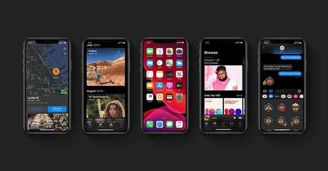 iOS 13 chega no dia 19 de setembro