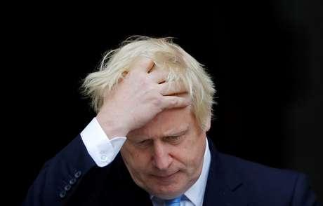 Premiê britânico, Boris Johnson, em Dublin 09/09/2019 REUTERS/Phil Noble