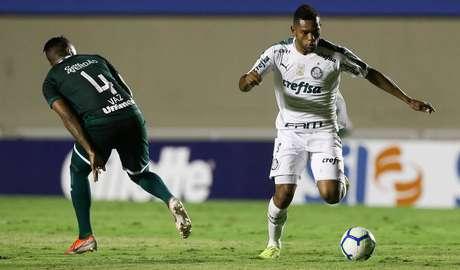 Borja (à dir.) foi importante para a vitória de virada do Palmeiras (Foto: SEP)