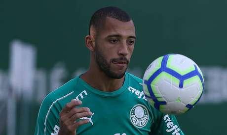 Vitor Hugo pode marcar seu nome na história do Palmeiras (Foto: SEP)