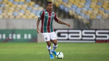 Allan é um dos jogadores intocáveis do time titular do Fluminense (Foto: Lucas Merçon/Fluminense)