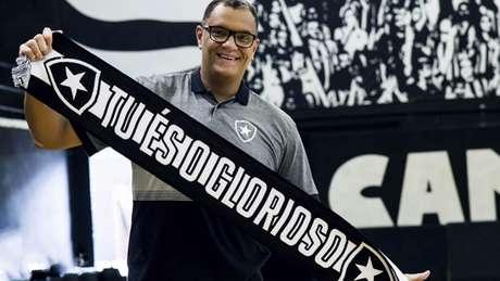 Na segunda temporada no comando do Botafogo, Figueiró mira era vitoriosa no clube | Divulgação