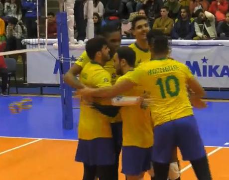 O Brasil venceu todas as edições do Sul-Americano em que participou (Foto: Reprodução)