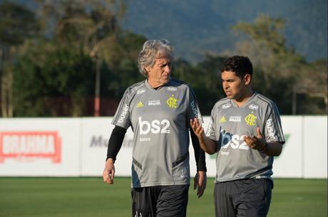 O Flamengo está na primeira colocação, com 38 pontos somados (Foto: Alexandre Vidal/Flamengo)