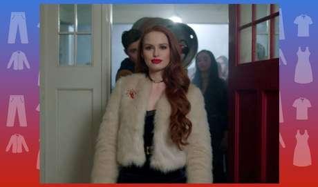 Para finalizar: se você tem um casaco de pelo fofo, ele é perfeito para você começar a se inspirar no estilo da Cheryl!