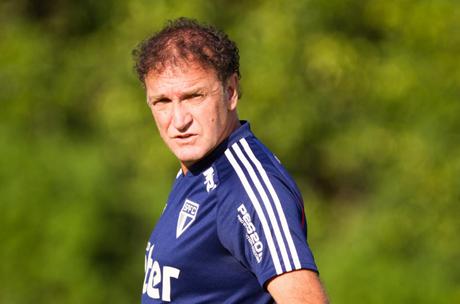 Treinador contou com retornos de Antony e Walce também (Foto: Fernando Dantas/Gazeta Press)