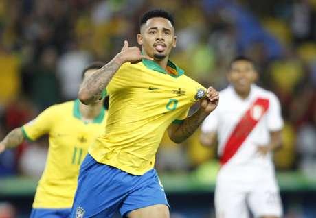 Final da Copa América entre Brasil e Peru terminou com título brasileiro