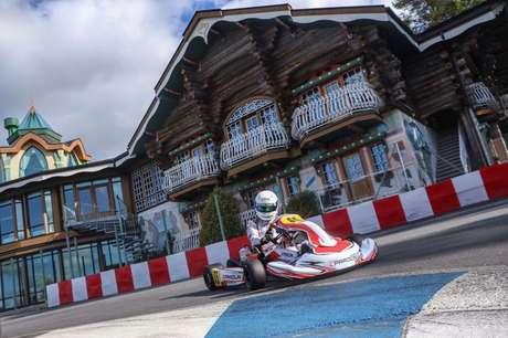 Após estreia no Mundial de Kart, Ricardo Gracia retorna ao Brasil para desafio no Paulista Light