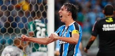Geromel está no Grêmio desde 2016 (Foto: Lucas Uebel/GFBPA)