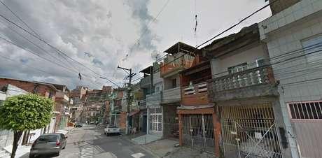 Feminicídio aconteceu na Rua Sansovino, na região do Capão Redondo, zona sul de São Paulo