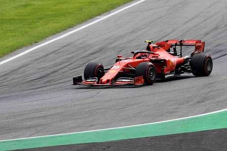 Binotto considerou uma decisão corajosa a escolha dos pneus no GP da Itália