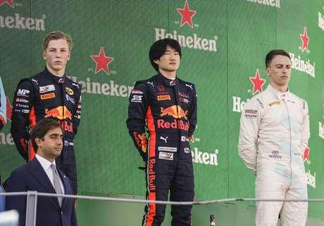Yuki Tsunoda pronto para a promoção para a Fórmula 2, de acordo com Helmut Marko
