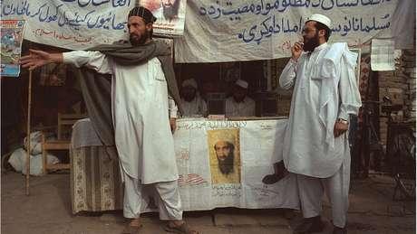 'Bin Laden sabia como lidar com as imagens do Alcorão para incitar aqueles que mais tarde se tornariam mártires nos ataques de 11 de setembro'