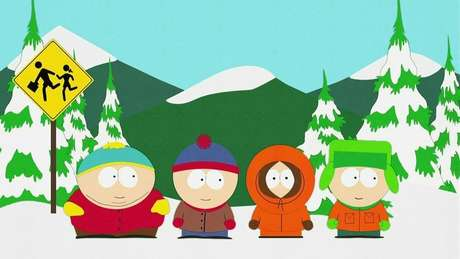 South Park estreará nova temporada.