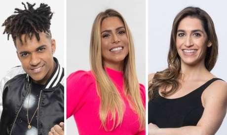 Vinicius D'Black, Bia Feres e Daniele Hypólito disputarão a final da 5ª temporada do 'Dancing Brasil', reality show apresentado por Xuxa na Record TV.