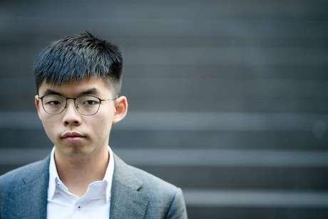 Líder de protestos em Hong Kong visita Alemanha