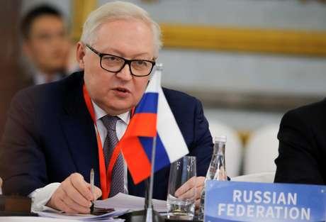 Vice-ministro das Relações Exteriores da Rússia, Sergei Ryabkov 30/01/2019 REUTERS/Thomas Peter/Pool