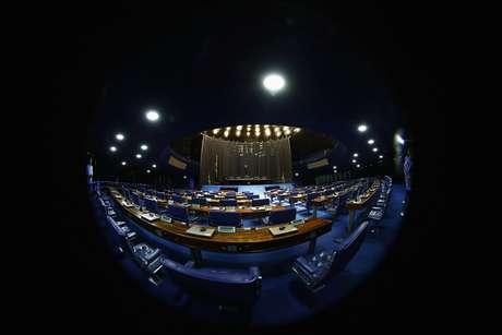 Plenário do Senado 27/06/2014 REUTERS/Jorge Silva