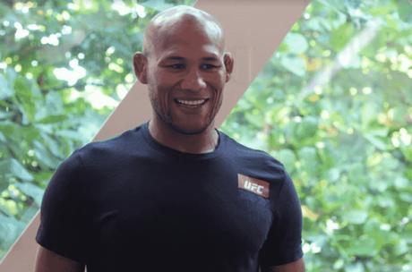 Ronaldo Jacaré fará sua estreia na categoria meio-pesado na luta principal do UFC São Paulo (FOTO: Guilherme Cruz)