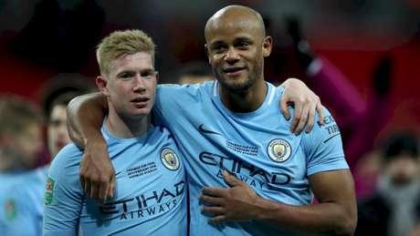 De Bruyne é um dos principais destaques do Manchester City (Foto: Reprodução)