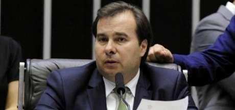 Rodrigo Maia é o presidente da Câmara dos Deputados (Foto: Luis Macedo/Câmara dos Deputados)